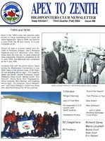 Issue 66 of Apex to Zenith Newsletter
