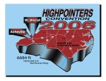 Highpointers 2006 Convention Logo Mount Mitchell