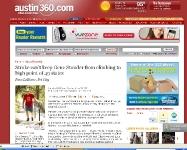 Austin Statesman Profile of Gene Stouder