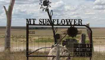 Mount Sunflower KS