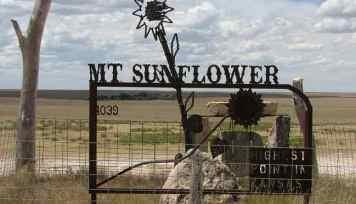 Mount Sunflower KS