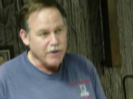 County Highpointer Andy Martin during the Highpointers 2002 Convention at Black Mesa, Oklahoma