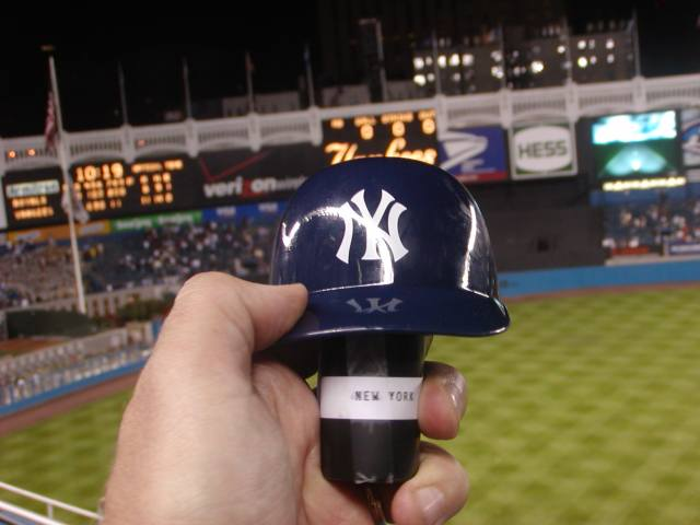 O.K. the Missouri team (the Kansas City Royals) lost. Is it time to switch hats?
