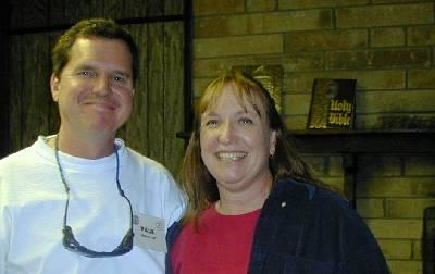 Paul Morton from Arizona During Black Mesa, Oklahoma, 2002 Highpointers Convention
