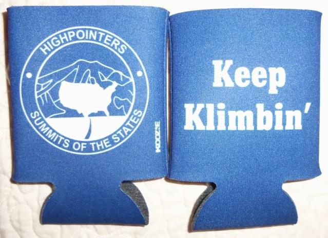 Koozie – Keep Klimbin'