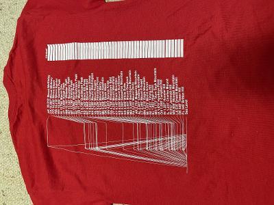 T-Shirt – 32nd Konvention – Highpoint List Shirt