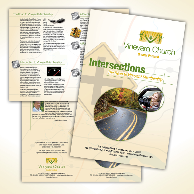 High Point Graphics, Printing & Mailing » Brochure Design