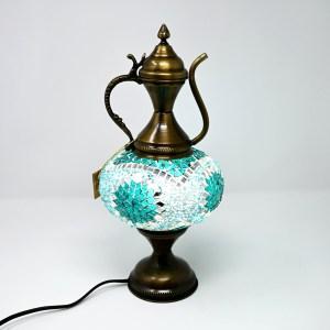 Turkish Single Globe Lamps