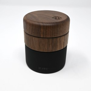 RYOT Wood GR8TR W/ Storage Jar