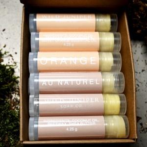 Wild Juniper Soap Co. – Lip Balms
