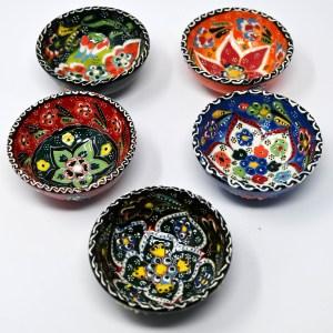 Small Turkish Tapas Bowls