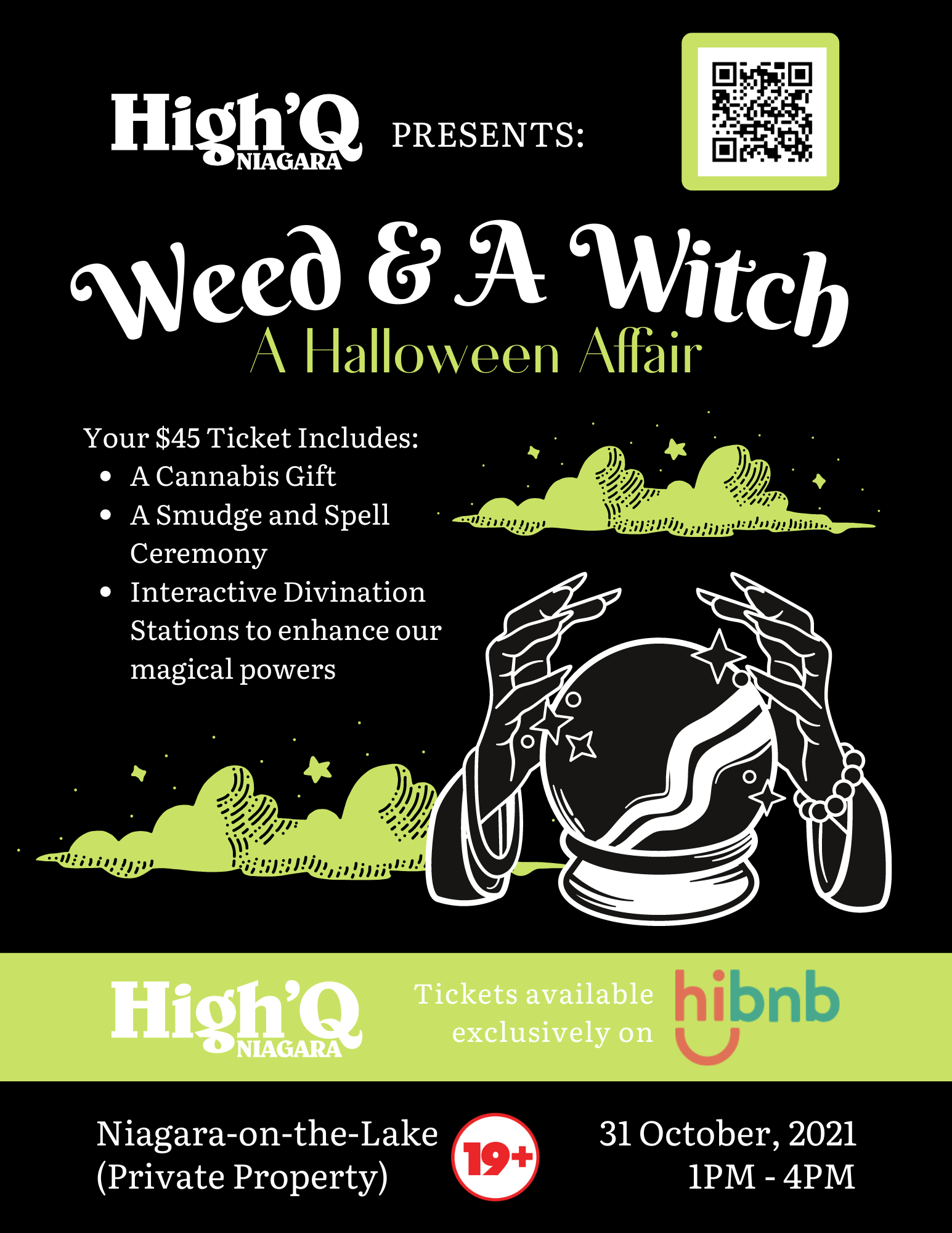 Weed & A Witch
