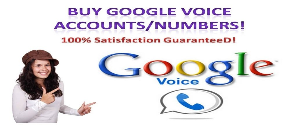 Buy Google Voice Numbers