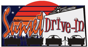 High River Sunset Drive-In Logo