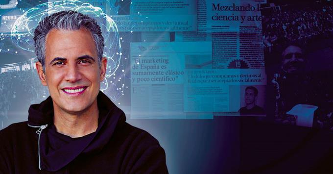 Neuromarketing: Jürgen Klaric vino al país a tratar el tema