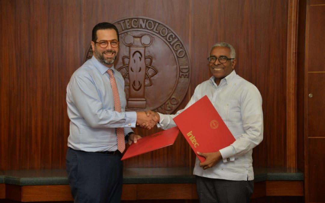 Cámara de Comercio de Santo Domingo y el INTEC ofrecerán programa de educación continuada a empresarios pymes