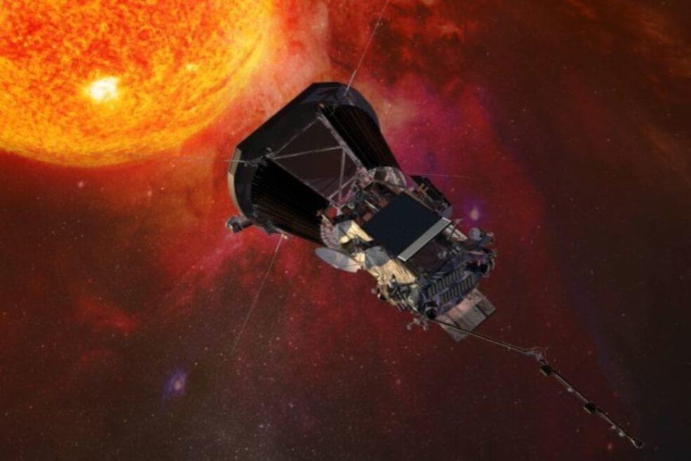 """La misión de NASA que """"tocará el Sol"""" publica impresionante video del viento solar"""