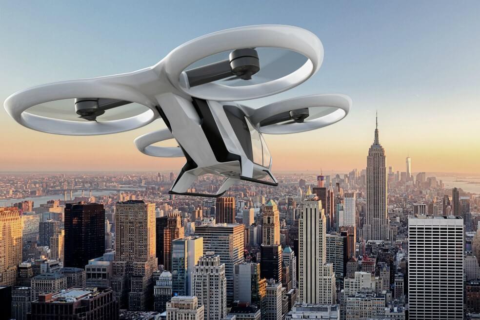 Movilidad urbana aérea: ¿prototipo o realidad?