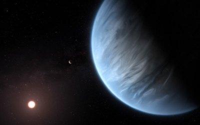 Detectan por primera vez agua en un exoplaneta en el que sería posible la vida