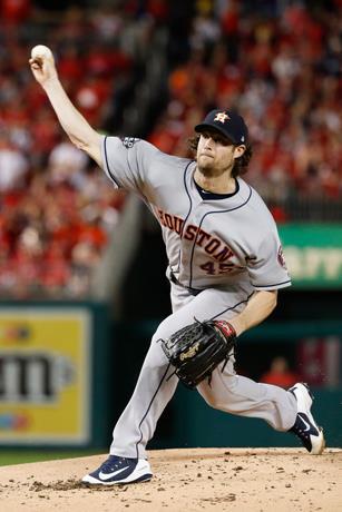 De la mano de Cole, los Astros toman ventaja SM