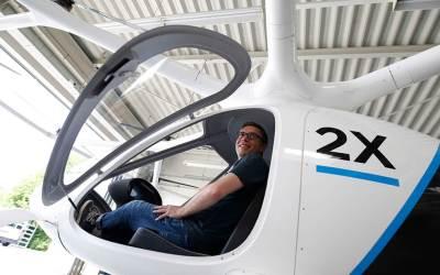 Taxis voladores, mercado prometedor sembrado de obstáculos