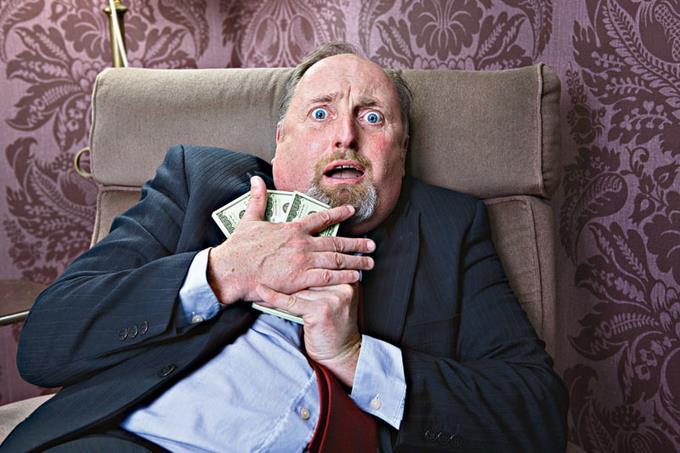 Crometofobia: El miedo absurdo al dinero