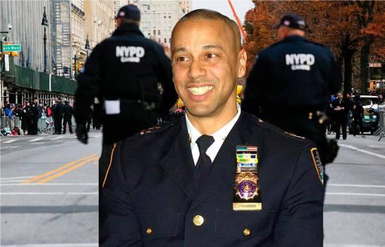 Dominicano es nombrado jefe de patrulleros de la policía de Nueva York