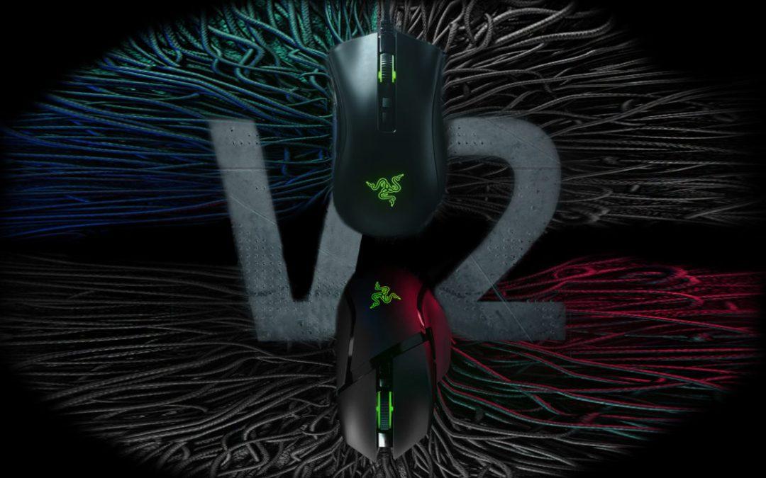 Razer presenta sus nuevos ratones gaming V2