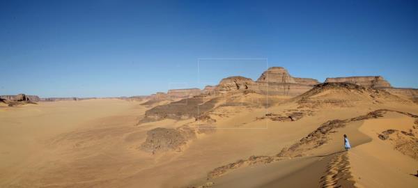 ¿Peces en el Sáhara? Sí, hace miles de años en el Holoceno