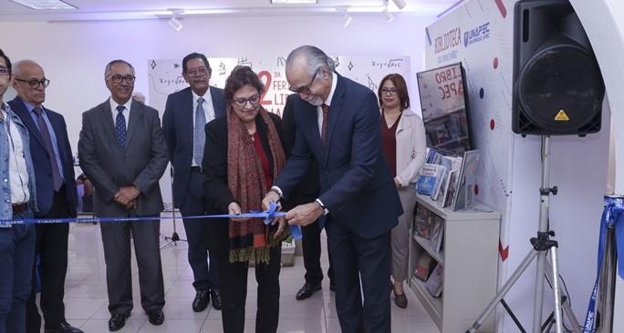 Unapec inaugura su 2da. Feria del Libro