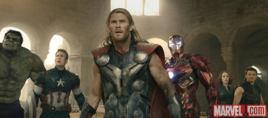 'Avengers: Age of Ultron' is a summer blockbuster with heart