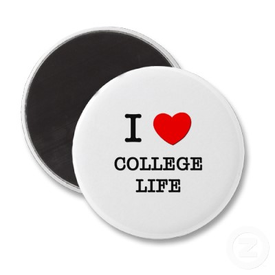 On the road toward college!