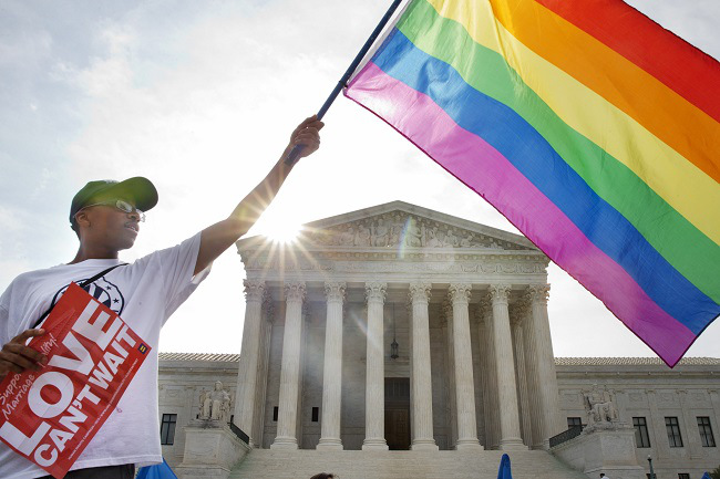 Same-Sex Marriage legal across the nation