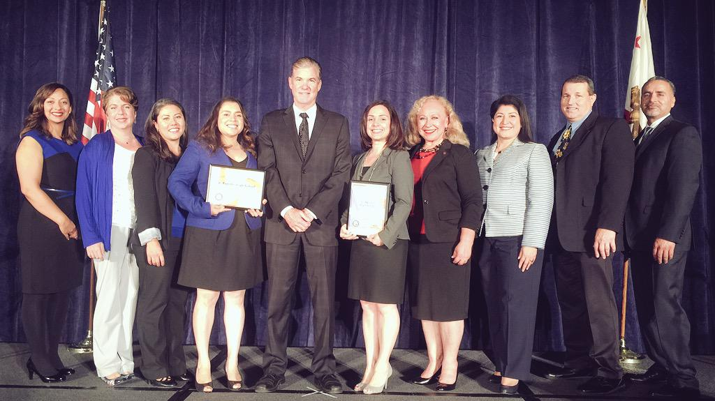 ERHS honored as a Gold Ribbon School