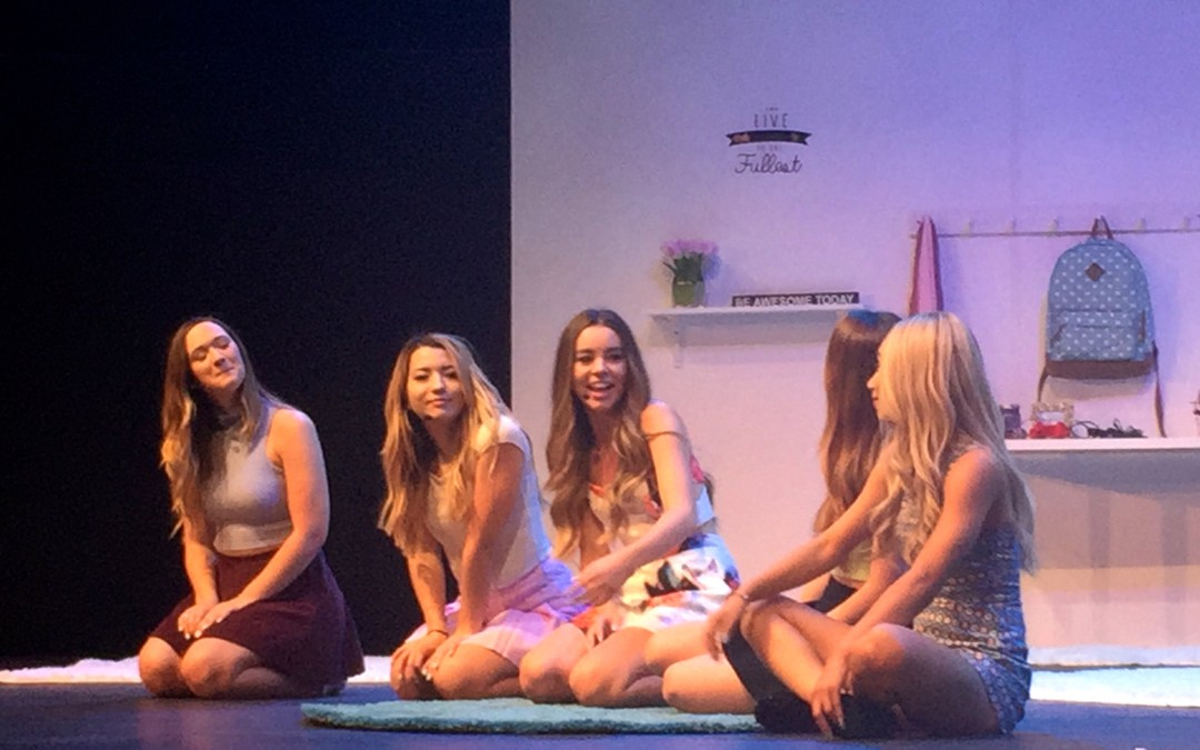 'Girls Night In': Watch MyLifeAsEva and other Vloggers share video editing tips