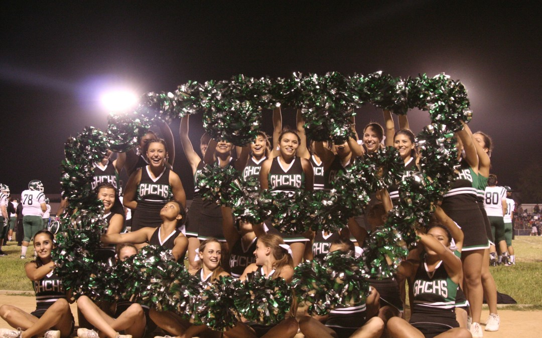 Granada Hills Charter's cheer and dance teams introduce new coaches