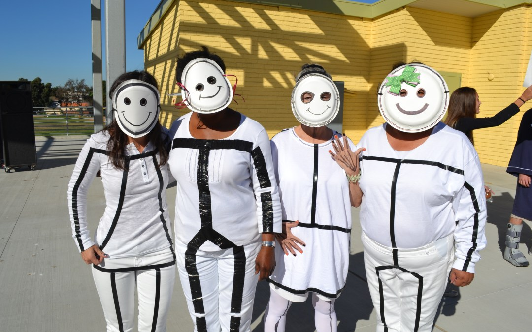 Mira Costa students and staff get in the Halloween spirit