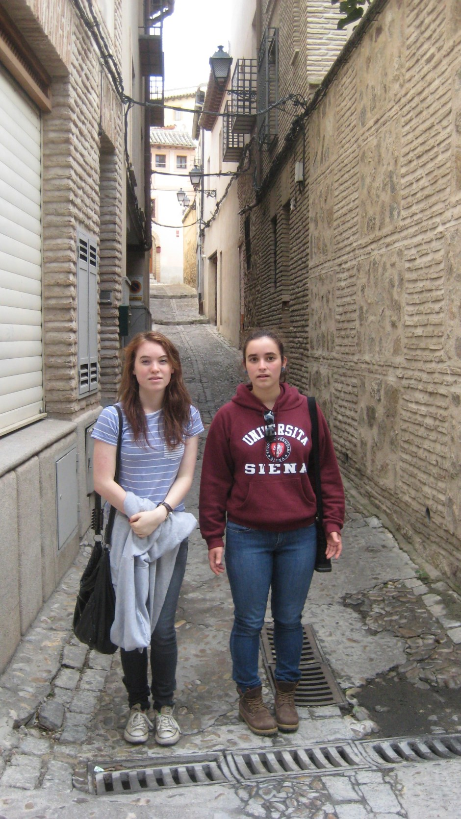 GHCHS international transfer student (Lola de Marcos) in Spain