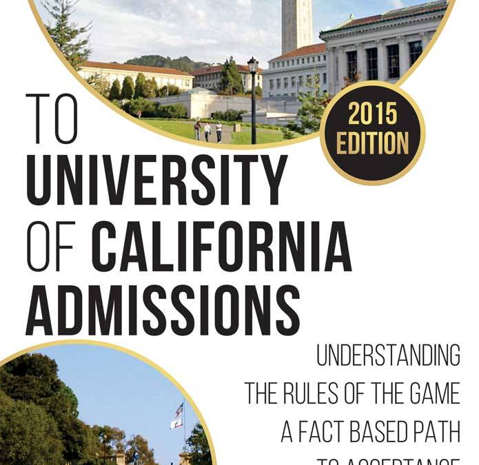 Q&A with UC school expert: How to get into University of California