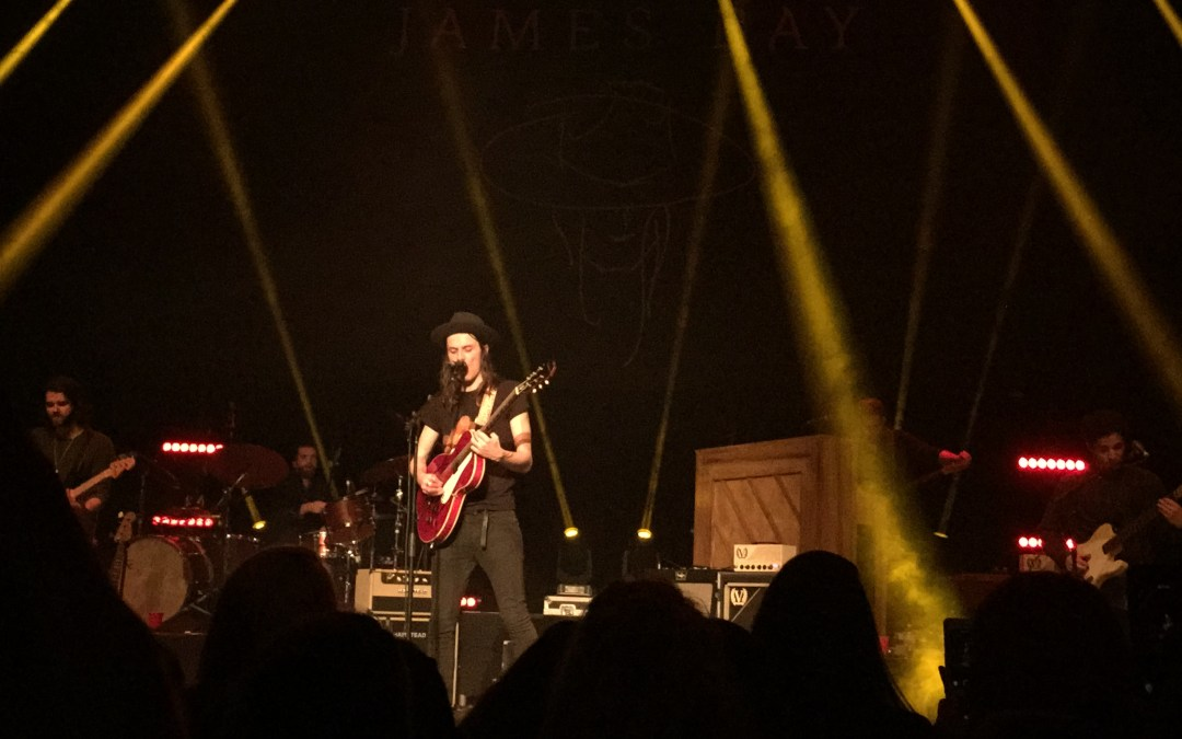 James Bay makes his mark in the music world