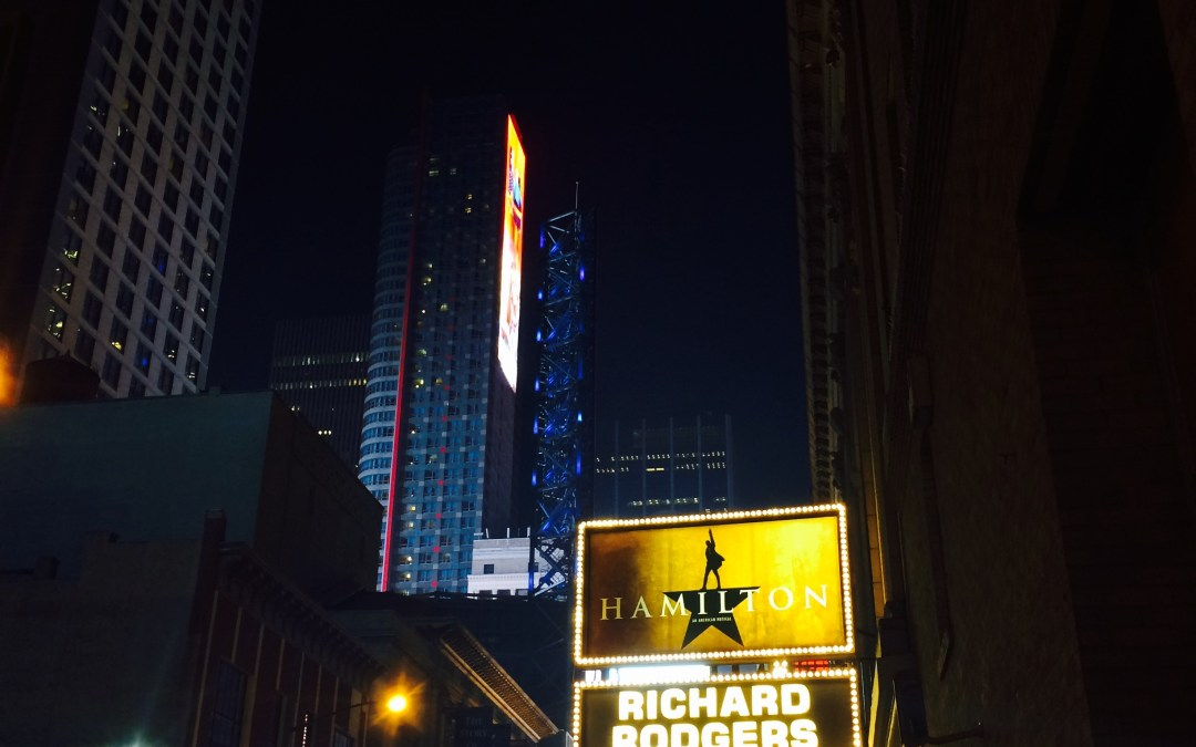 Hamilton: a musical for the history books