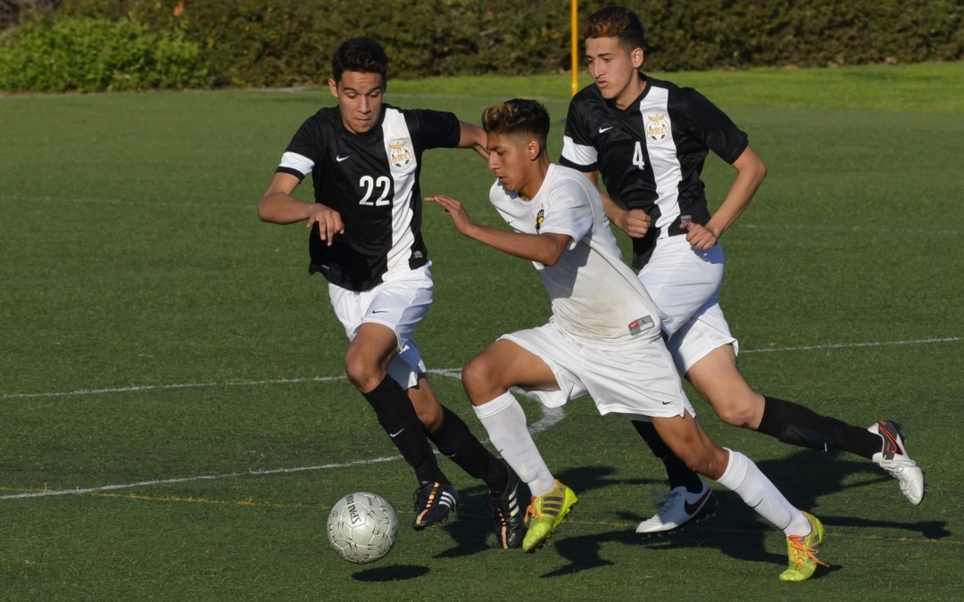 Ontario boys soccer defeat Knight High School, 2-0, advance to second round of CIF SS Division III playoffs