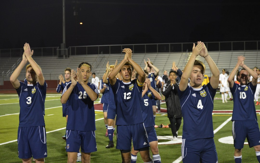 Agoura upsets Ontario 2-1 in second round of CIF SS Division III soccer playoffs