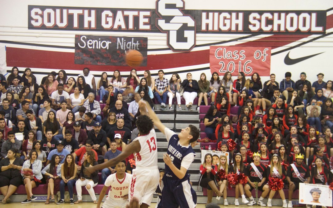South East soccer on the rise, basketball declines