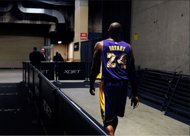A teen's perspective of a life-long Kobe Bryant fan