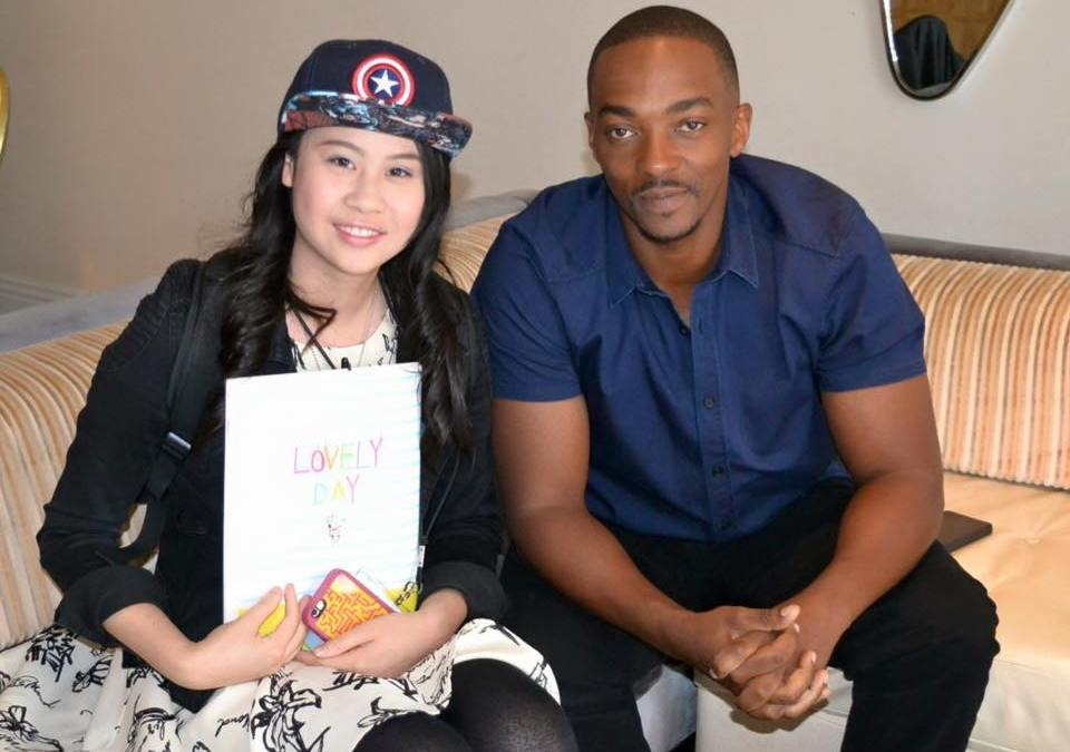 Anthony Mackie on a star-struck Falcon and an Avengers sitcom