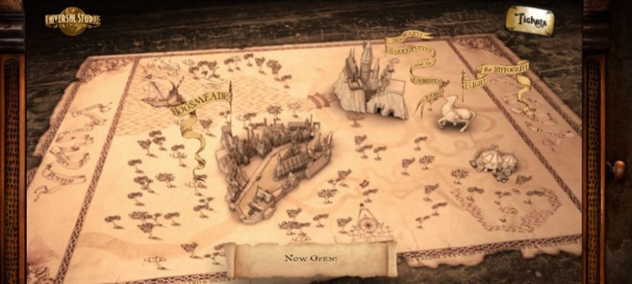 'Wizarding World' comes to the West coast
