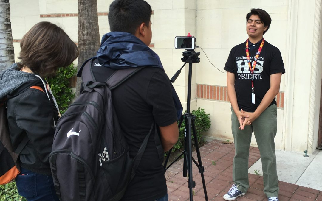 Opinion: Reaffirming the rights of student journalists