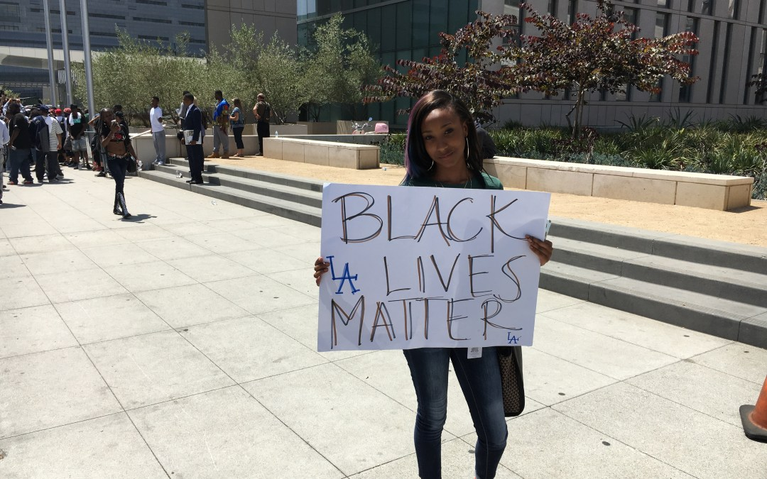 LA youth on recent shootings: Hashtags aren't saving lives