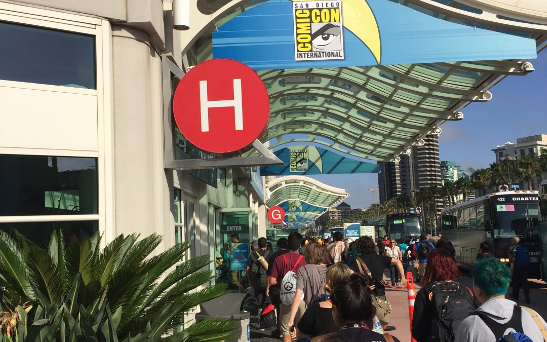 San Diego Comic-Con review: Sunday Hall H
